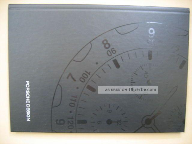 Eterna Porsche Design Katalog Von 1998 Oder 1999 Mit Originaler Preisliste Armbanduhren Bild