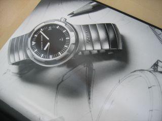 Katalog Iwc Porsche Design Von 1995 Katalog Enthält Präsentation Der Ocean 2000 Bild