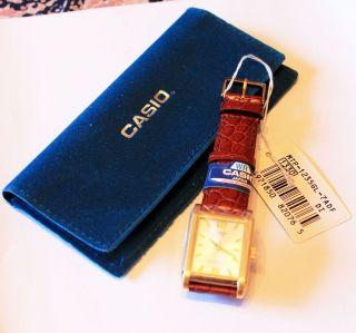 Casio Uhr Armbanduhr Bild
