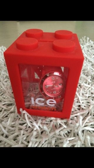 Ice Watch Rot - Unisex Bild
