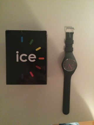 Ice Watch Slim (grau/pink) Bild