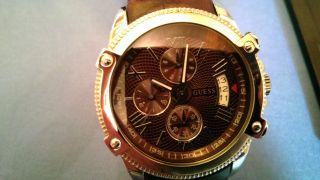 Guess W15064g1 Armbanduhr Für Herren Bild