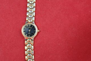 Damen Armbanduhr Von Junghans Quarz Goldfarbig Bild