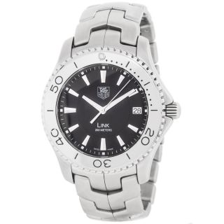 Armbanduhr Herren Uhr Tag Heuer Link Wj1110 Edelstahl Quartz Bild