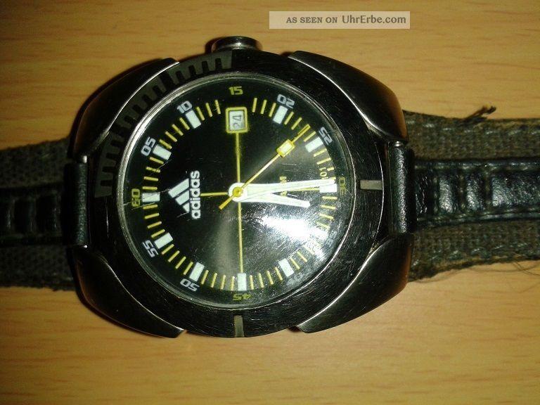 Adidas Uhr Gebraught Armbanduhren Bild