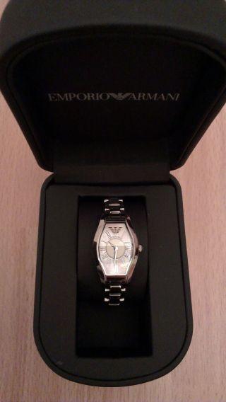 Armani Damen Uhr Neuwertig Bild