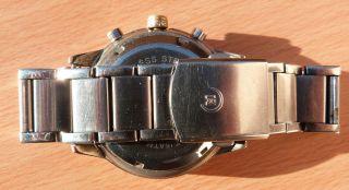 Armani Uhr Herrenuhr Emporio,  Mit Stainless Steel Armband. Bild