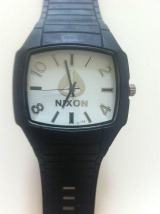 Nixon Player - Style Uhr Black Bild