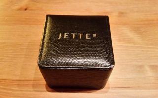 Jette Joop : Top Erhaltene Uhren/armband Box/etui Bild