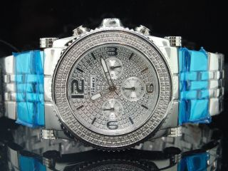 Herrenuhr Jojino/jojo/joe Rodeo Diamant Cursh Zifferbatt 0,  25kt 45mm Ij - 1086 Bild