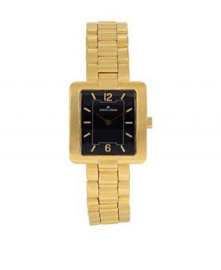 Jacques Lemans Siena Uhr Damenuhr Armbanduhr Edelstahl Gold Ovp 1 - 1071g Bild