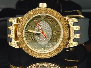 Ladies Ice Mania Jojo Jojino Joe Rodeo - Diamant - Uhr Master Leuchtend Iml5002 Bild