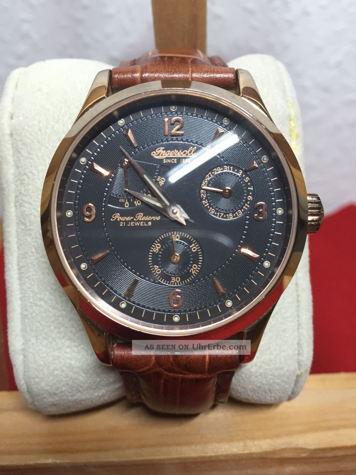 Ingersoll Automatikuhr In4000 Armbanduhren Bild