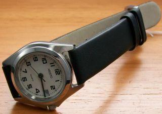 Aristo 4d52w Damenuhr Sportlich Quartz Stahl Lederband Uhr Watch Bild