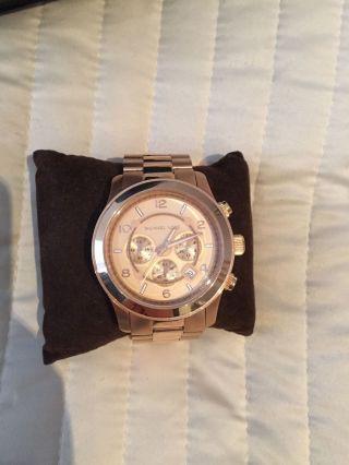 Michael Kors Mk8096 Armbanduhr Für Herren Bild