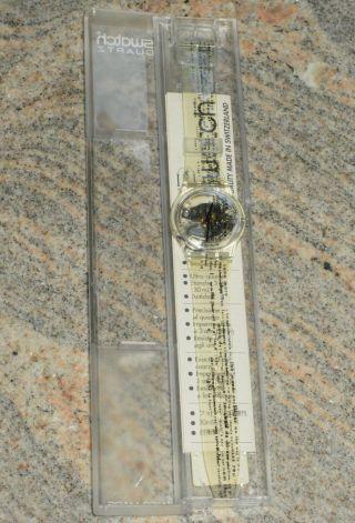 Swatch Gk221 Phonescan In Originalverpackung - Aus Sammlung - Bild
