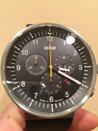Braun Prestige Armbanduhr Bn0095 Bild
