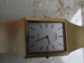 Armbanduhr,  Herren,  Seiko Lassale Vergoldet Ohne Funktion Bild