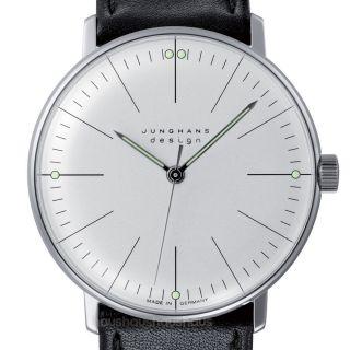 Junghans Max Bill 027/3700.  00 Armbanduhr Für Herren Bild