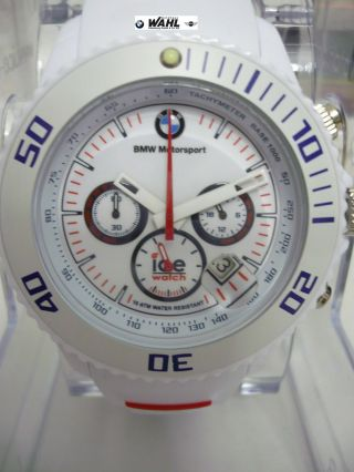 Bmw Chrono Ice Watch Big White 80262354181 Bild