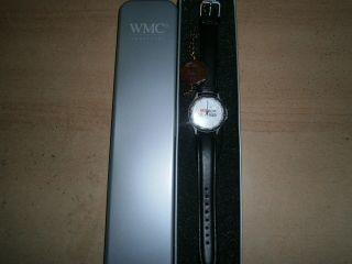 Herren Uhr Mit Armband Wmc Logo Springer Ungetragen Bild