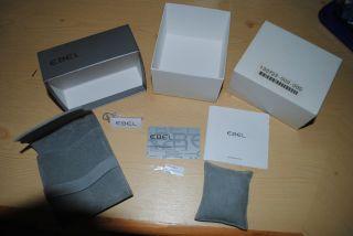 Ebel Uhrenbox Leder Bild