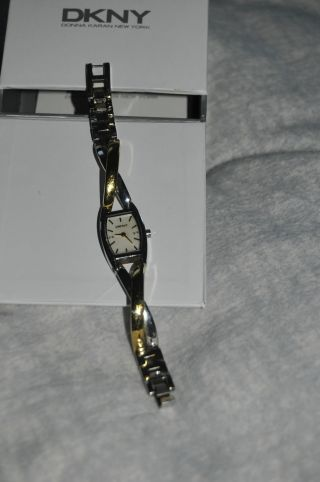 Dkny Crossover Ny4634 Armbanduhr Für Damen Bild