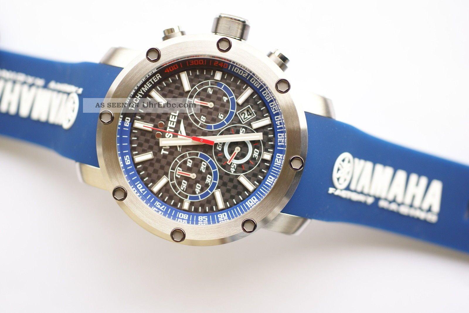 Tw - Steel Yamaha Racing,  Xxl 48mm,  Tw925 Armbanduhren Bild