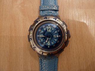 Swatch Scuba Lunaire Sdk113 Bild