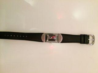 Dolce Gabbana Dw0325 Luxus Damen Uhr Wasserdicht Leder Quarzhur Bild