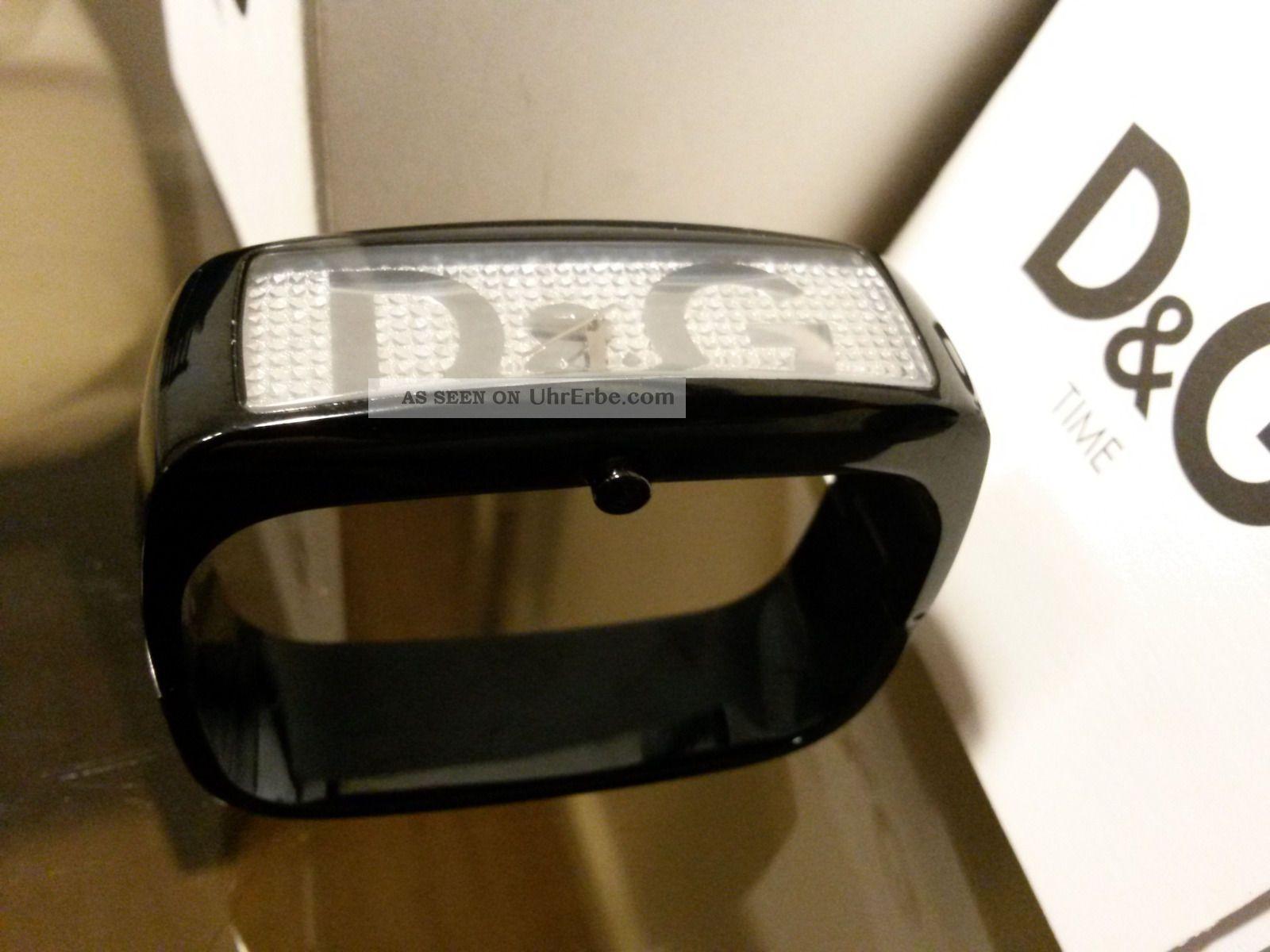 Dolce & Gabbana Damen Armbanduhr Schwarz Dw0256 Armbanduhren Bild