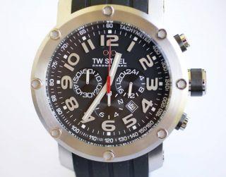 Tw - Steel Xxl 48mm - Mit Kautschukb.  Tw121 Bild