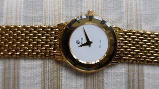 Jowissa Schweitzer Damen - Armbanduhr Milanaisearmband Wneu Bild