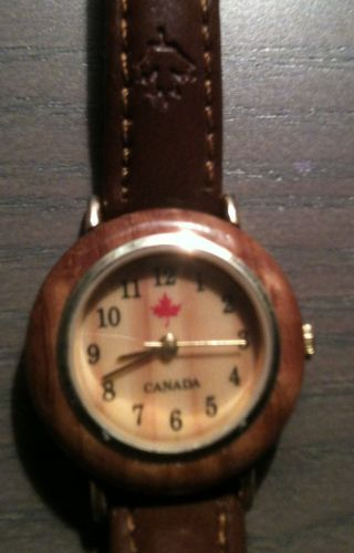 Armbanduhr Canada Bild