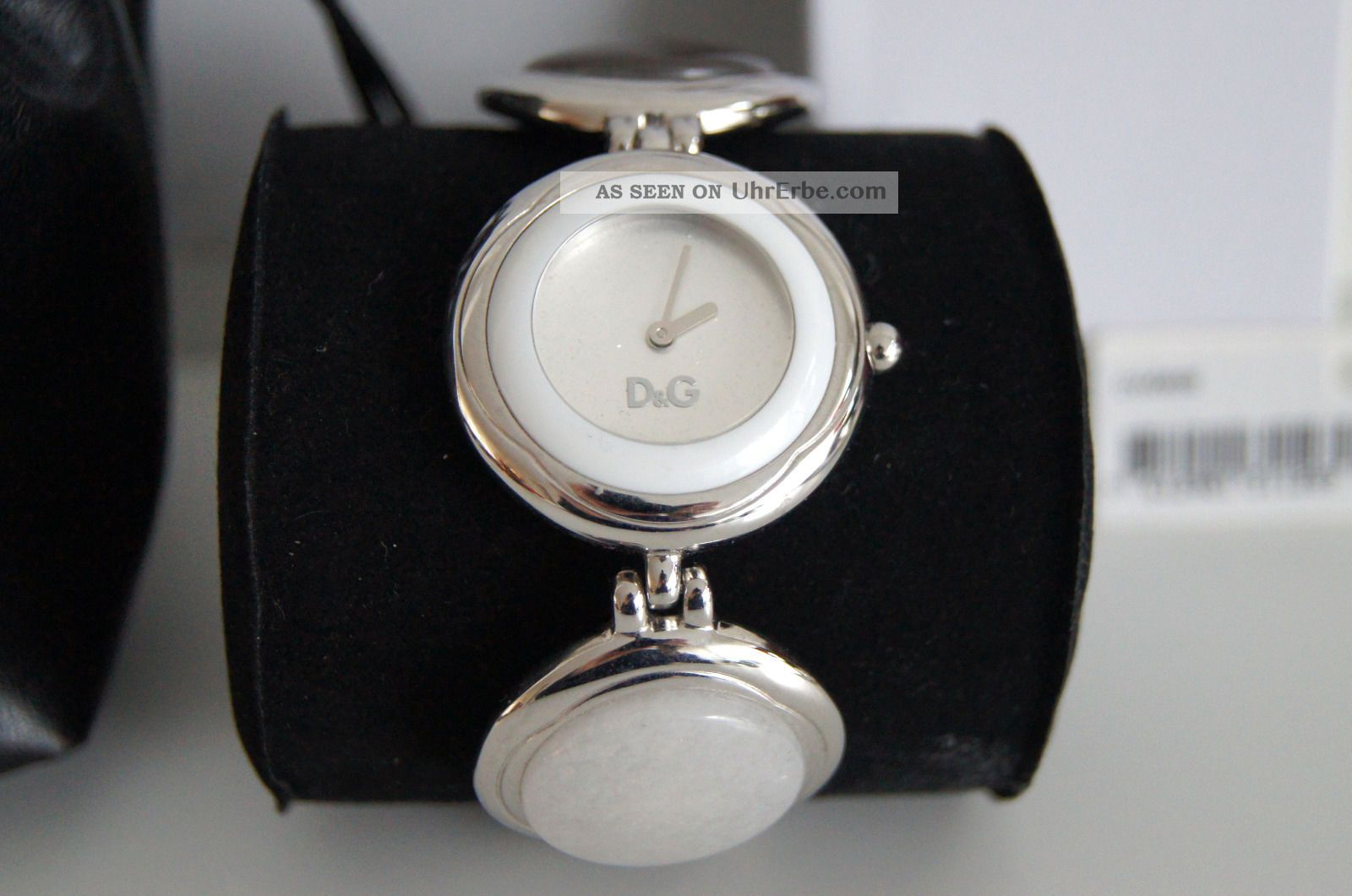 D&g Dolce&gabbana Salome Dw0658 Damen Armbanduhr Uhr Wie Armbanduhren Bild