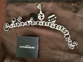 Armani Armband - - Luxus - - W.  Mit Rechnung Bild