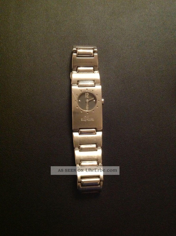 Damenuhr S.  Oliver Armbanduhren Bild