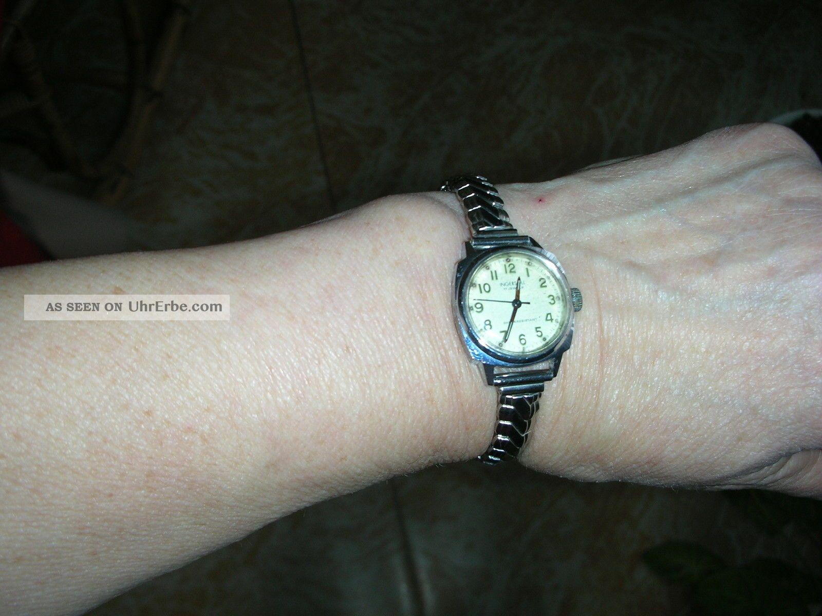 Ingersoll Damen Armbanduhr Armbanduhren Bild