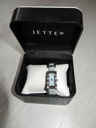 Armbanduhr Von Jette Joop Im Originalkarton Mit Garantiekarte Bild