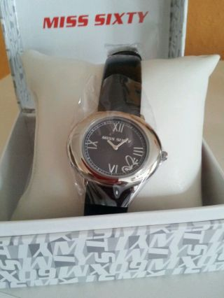 Miss Sixty Snp001 Armbanduhr Für Damen Bild