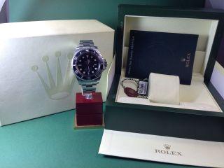 Rolex Deep Sea 116660 Aus 2009 Mit Box Und Papiere Bild