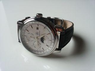 Mercedes Benz Uhr Automatik Limitierte Edition Sammleruhr Bild