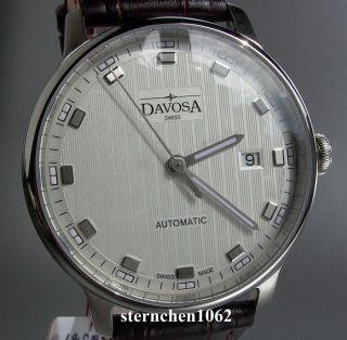 Davosa Vanguard Automatic Ref.  161.  513.  15 Bild