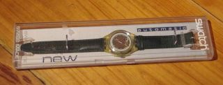Swatch Automatic Anfang 90 - Er In Ovp Bild