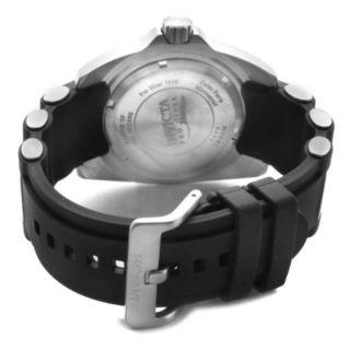Herren Armbanduhr 0492 Invicta Pro Taucher Polyurethan Zweifarbig Datum Schwarz Bild