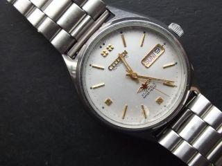 Armbanduhr Citizen Mechanisch Automatik Hau Bild
