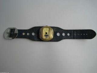 Zentra Automatik Digital Uhr Scheibenuhr Herrenarmbanduhr Automatic 70er Jahre Bild