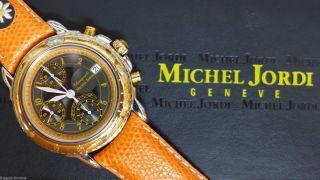 Michel Jordi Automatik Chronograph | & Ungetragen | Valjoux 7750 |