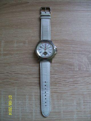 Tommy Hilfiger Armbanduhr Echt Leder Automatik Automatic 1014 Bild