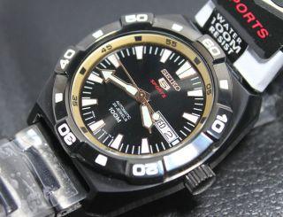 Armbanduhr Seiko 5 Sport Automatisch Herren Uhr Srp287k1 Box Bild